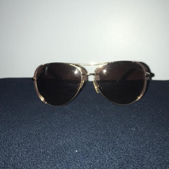 Micheal Kors aviator sunglasses